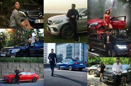 Автомобили турецких звезд