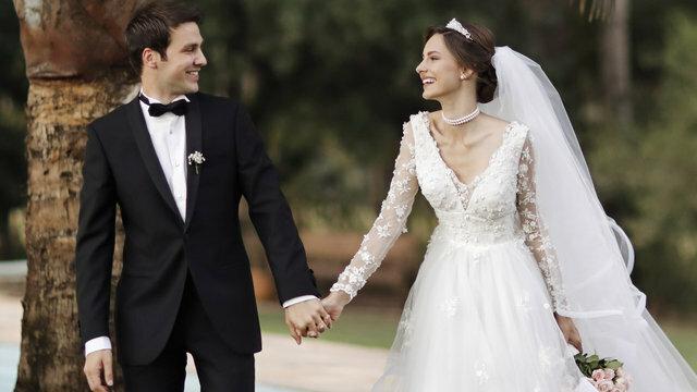 Свадьба Джессики Мэй и Хусейна Кара
