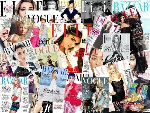 Турецкие звезды на обложках глянцевых журналов в октябре
