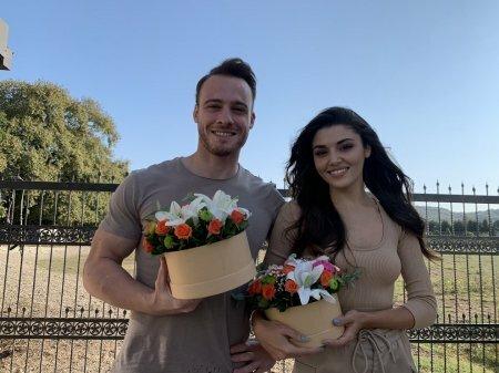 Керем Бюрсин и Ханде Эрчел поблагодарили своих поклонников за подарки