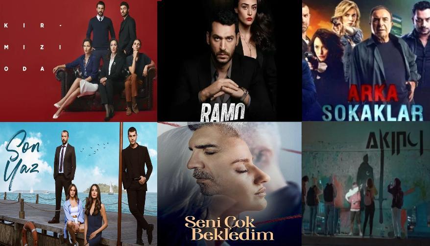 Рейтинг турецких сериалов за пятницу