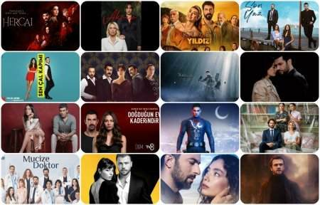 Рейтинги турецких сериалов