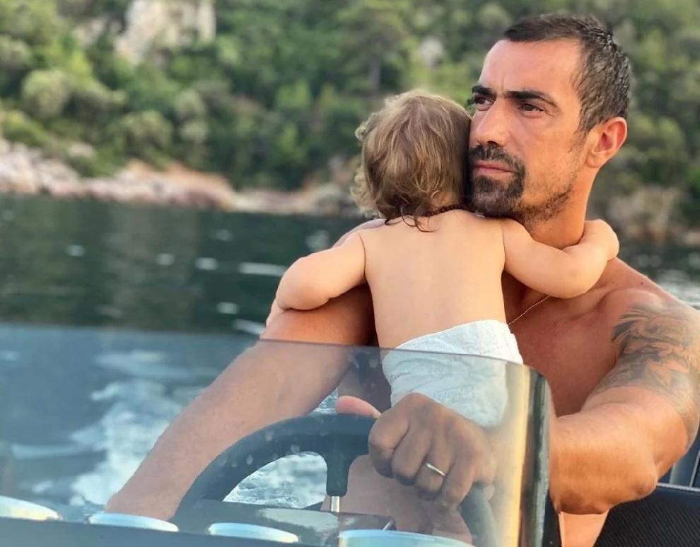 Ибрагим Челиккол с сыном Али