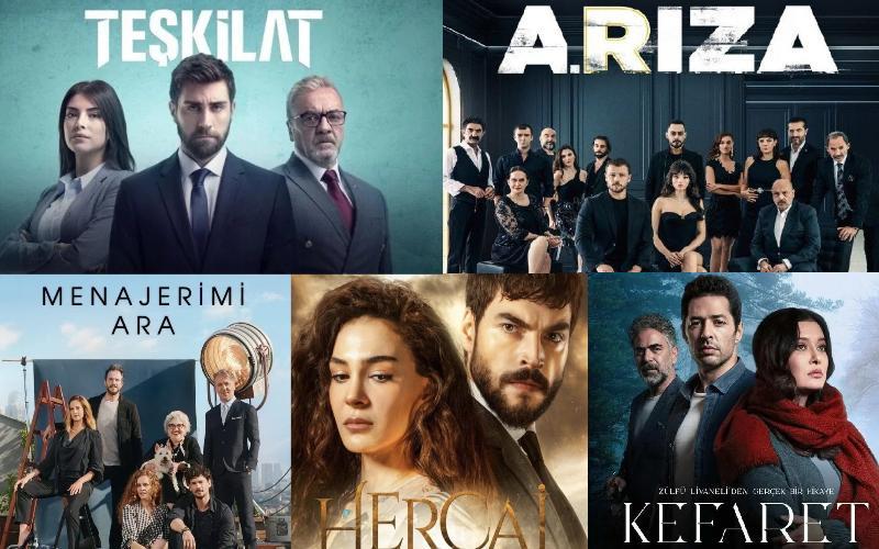 Рейтинг турецких сериалов за воскресенье