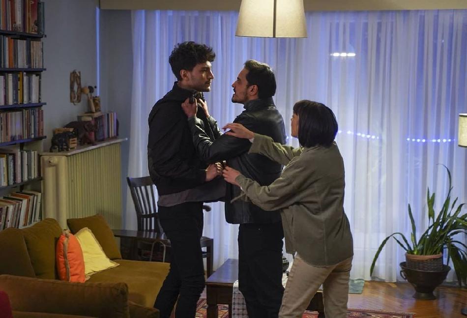 """кадр из сериала """"Я так долго тебя ждал"""""""