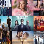 График выхода турецких сериалов
