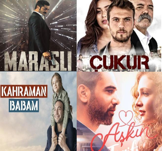 Рейтинг турецких сериалов