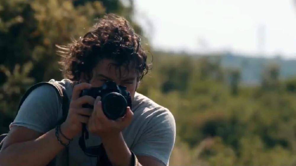 """кадр из сериала """"Сказка острова"""""""