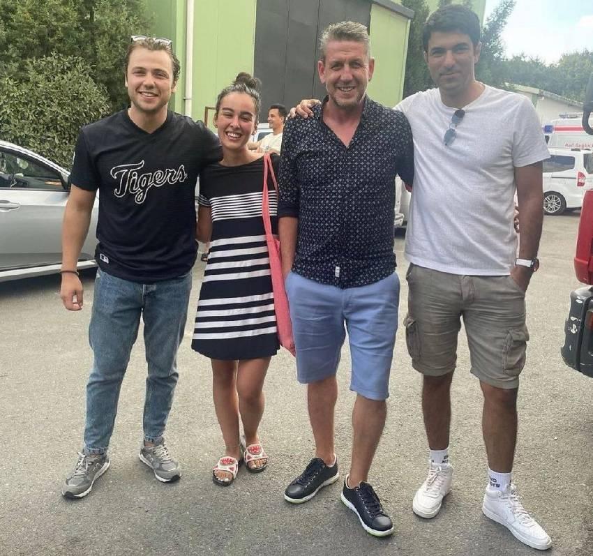 Толга Сарыташ и Энгин Акюрек