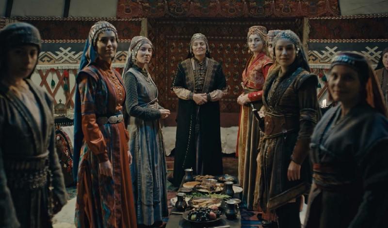 """кадр из сериала """"Основание Осман"""""""